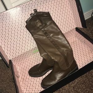 VS knee high riding boots